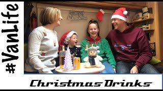 Merry Christmas - VanLife Drinks - Our Favourite Tipples