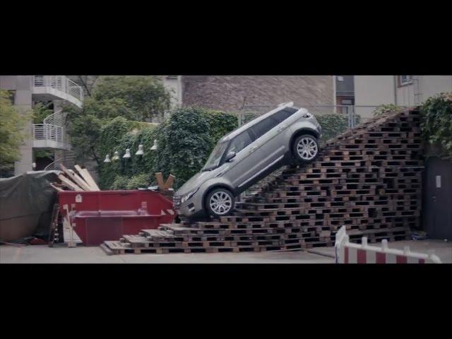 2014 Range Rover Evoque - The Shortcut