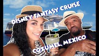 Disney Fantasy Cruise | Cozumel Mexico | Vlog 6