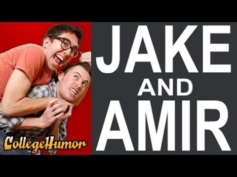 Jake and Amir: Triathlon