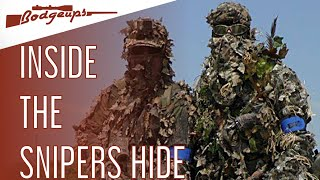 Inside The Snipers Hide