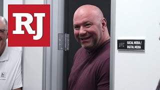 UFC President Dana White on the UFC Apex, ESPN deal, when Conor McGregor could return and more