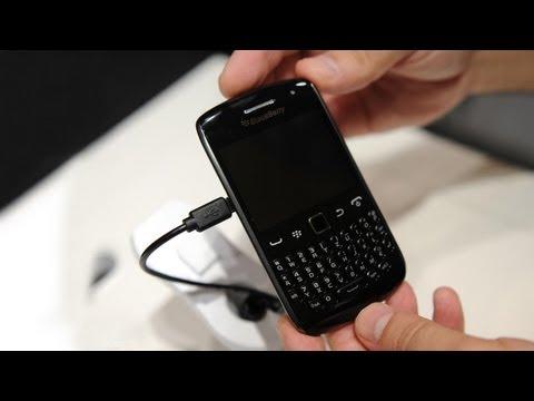 Como Desbloquear un Blackberry
