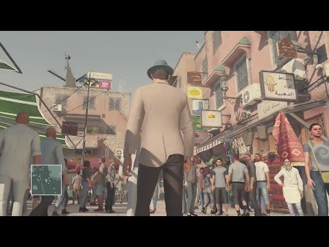 Sly Gameplay- HITMAN Funny/Brutal Moments Compilaton Vol.3 (Ep.3/Marrakesh/Morocco)