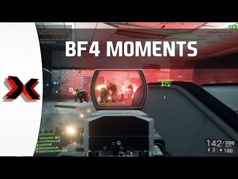 Battlefield 4 Moment - The art of the Backrage