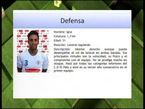 Análisis del rival: CD El Palo (14-11-14)