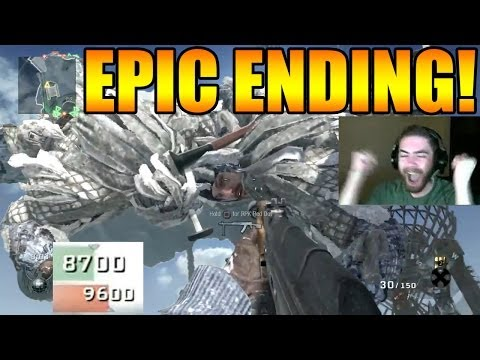 BEST GAME ENDING EVER! - Call of Duty:
