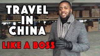 Traveling in China for Business 101 | Source Find Asia