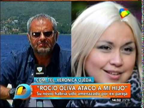 """Verónica Ojeda: Que Rocío Oliva no se meta con mi hijo"""""""