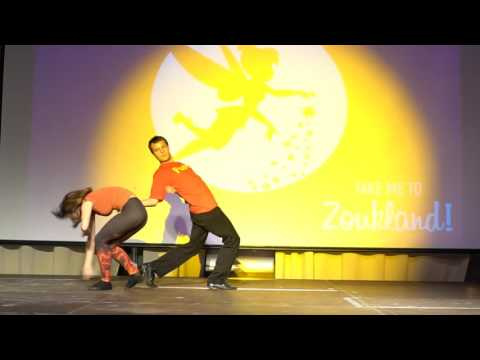 00098 RZCC 2016 Students Performance Shows 14 ~ video by Zouk Soul