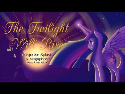 Turquoise Splash - The Twilight Will Rise