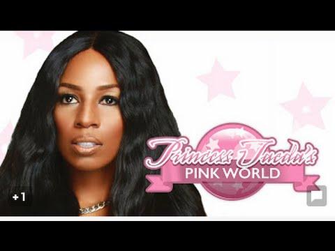 Princess Jaeda's Pink World Channel Intro video