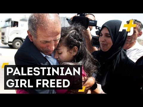 12-Year-Old Palestinian Girl Freed From Israeli Prison
