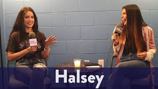 Backstage with Halsey! | KiddNation