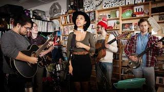 Video Phox: NPR Music Tiny Desk Concert