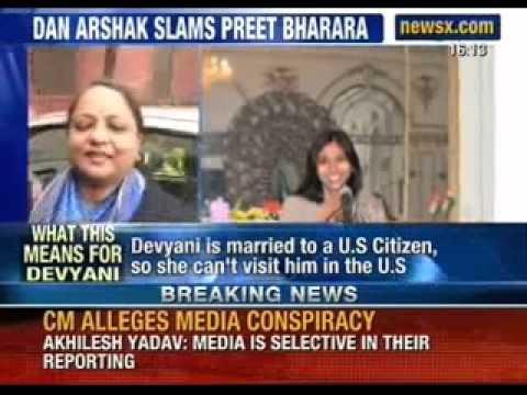 Devyani Khobragade case: Devyani can't visit US without diplomatic immunity - NewsX