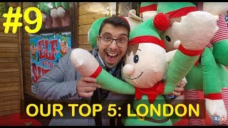 TOP 5 THINGS TO DO LIST IN LONDON - Jamie and Jennie