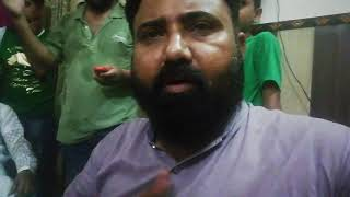 Mere Karim Allah new noua chakwal party in home shahzad Shah home Faisalabad 15th August 2019