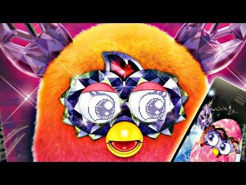 Crystal Series / Seria Kryształowa - Furby Boom - Hasbro - B1886 - Recenzja