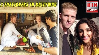 2 foreigners in bollywood amazing acting