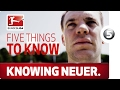 Lagu The World's Greatest - 5 Things To Know About Manuel Neuer