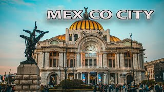Mexico City Adventure in 2 Days - Cinematic Vlog
