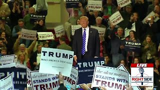 FULL Speech: Donald Trump Holds Rally in Claremont, NH (1-5-16)