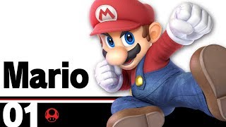 01: Mario – Super Smash Bros. Ultimate