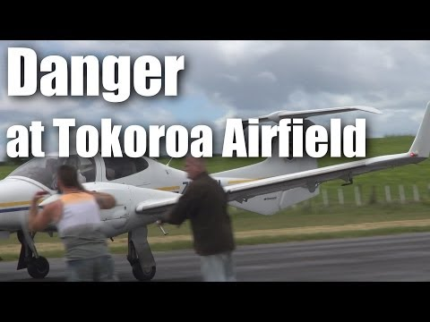 The real dangers at Tokoroa Airfield (part 1)