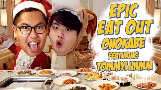 Epic Eat Out #11: Christmas Feast with TommyLimmm at Onokabe | PUTRA SIGAR