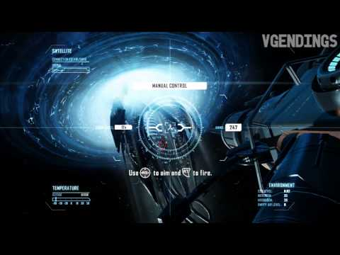 Crysis 3 - Ending + Hidden Cutscene