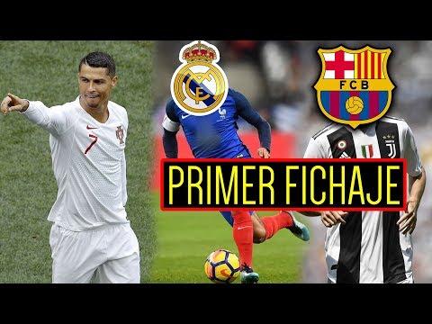 CRISTIANO PICHICHI   ¿PRIMER FICHAJE del BARCELONA?   MADRID FICHARA este DELANTERO thumbnail
