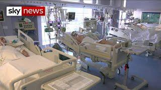 Coronavirus crisis: 'It's a war, it's a disaster'