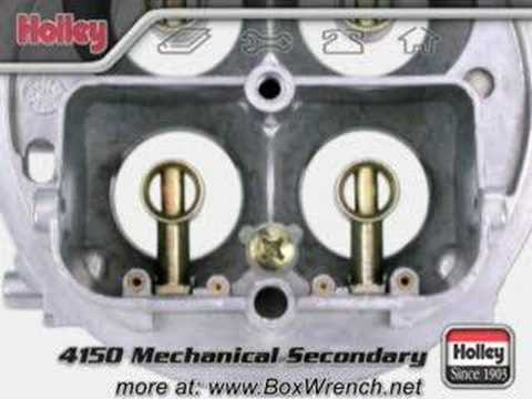 Double Pumper Carburetor Video - Holley Install & Tuning DVD