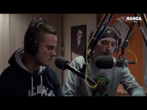 BANGA HIP HOP SHOW - 9KA & ŽEVŽA INTERVIEW & LIVE RAP