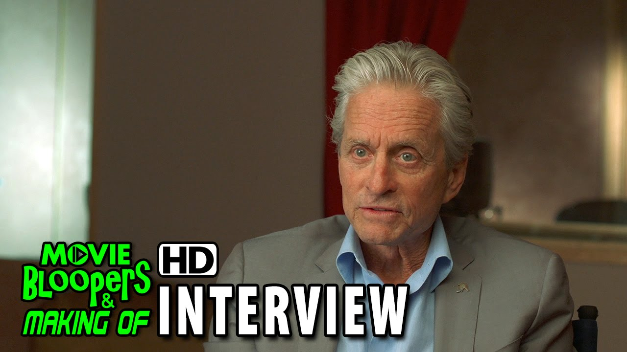 Ant-Man (2015) Behind the Scenes Movie Interview - Michael Douglas is 'Dr. Hank Pym'
