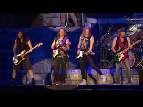 Iron Maiden - Hallowed Be Thy Name (Live Wacken 2016)