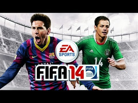 FIFA 14  - крутой футбол на Android ( Review)