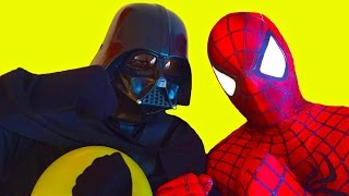Spiderman & Superheroes DANCE Compilation! Fun Songs with lyrics for Children Baby   Kids Videos