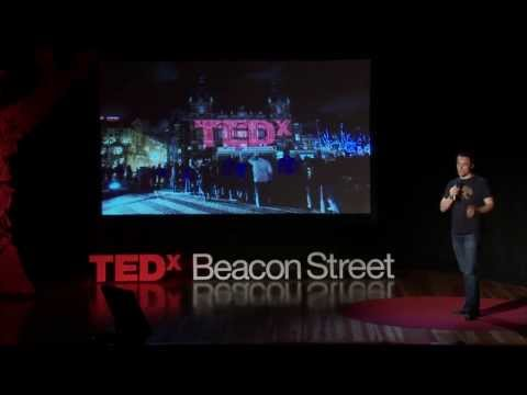 The Power of the TEDx Community: Eiso Vaandrager at TEDxBeaconStreet