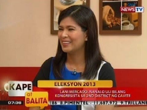 KB: Lani Mercado, nanalo uli bilang kongresista sa 2nd district ng Cavite