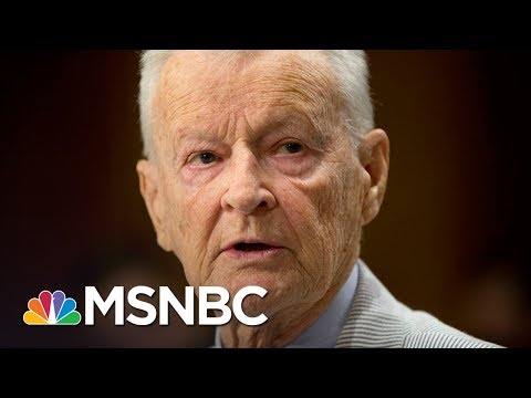 Dr. Zbigniew Brzezinski And His Life On The World Stage | Morning Joe | MSNBC