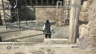 Assassins Creed II GTX 470 Gameplay
