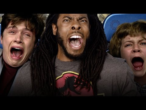 Jurassic World - ESPN :30 Promo Ft. Richard Sherman (HD)