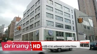 download Volkswagen pleads guilty, agrees to US$4.3 bil. settlement in U.S. Video