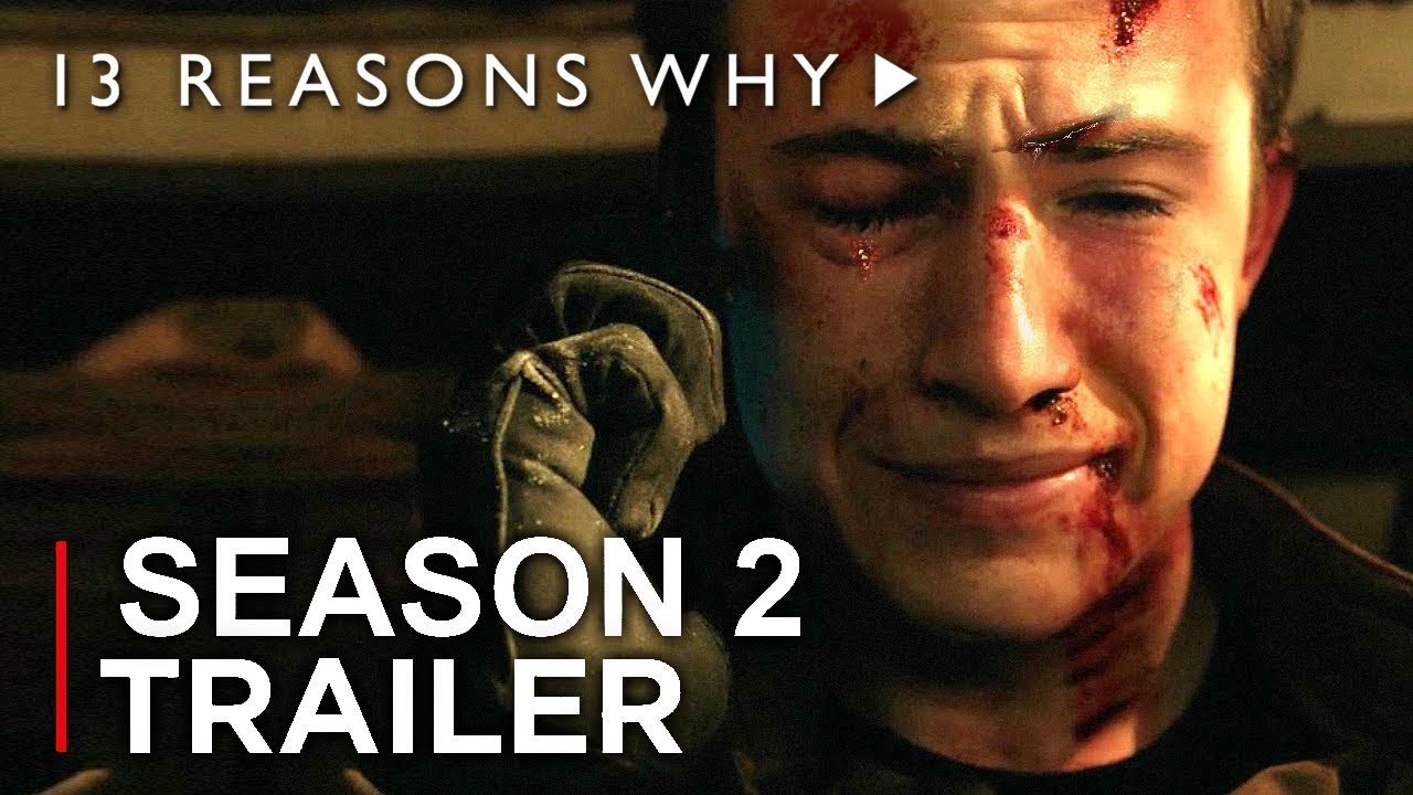 Reasons Season Netflix Thirteen Tv Concept Youtube