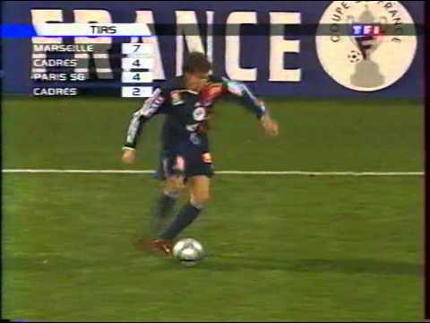 Marseille-PSG (Coupe de France 2004) (1/2)