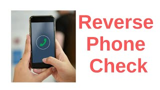 Reverse phone lookup - how to do it fast?
