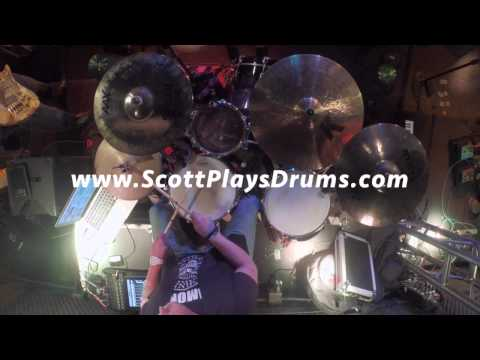 Scott Michaels Drum Cover -
