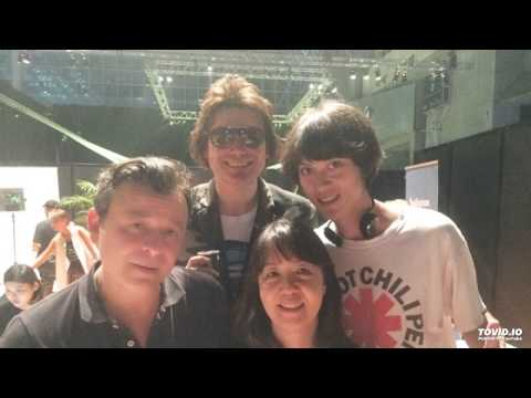 Manic Street Preachers - Summer Sonic Interview - 29/08/15 - FM Yokohama - Radio HITS Radio